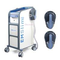 hiemt emslim 바디 쉐이핑 슬리밍 기계 테슬라 EMS RF 전자기 근육 자극 지방 굽기 고강도 아름다움 장비