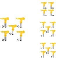 Professional Spray Guns Reversible Airless Tips Paint Sprayer Nozzle Spraying Machine Parts