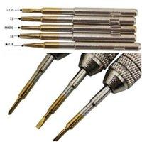Schraubendreher 100 stücke Professionelle 5 in 1 Open Tools Kit Reparatur Schraubendreher Set für Telefon Reparatur DHL FedEx Free IC9o