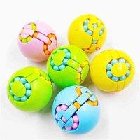 4 renkler çocuklar dekompresyon sihirli fasulye kablosuz sihirli küp topu çocuk oyuncakları bulmaca oyunu zeka roman oyuncak h41nn8m