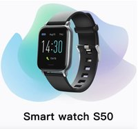 Thermometer Smart Watch Blood Pressure Body Temperature Monitoring Square Screen Sports Fitness Tracker Ip68 Waterproof Bracelet 2021 Smartwatch