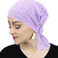 Chemo Hat Woman's Stretchy Beanie Bandana Turban Cap Skull Cap Head Wrap Headscarf for Cancer Alopecia Hair Loss