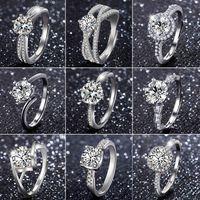Kwai sang tiktok, adjustable voice, ring, one carat, mulberry diamond, ring of life.