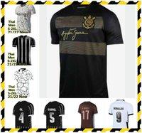 2018 Corinzi Soccer Jerseys Ronaldo Ayrton Senna Luan Pedrinho Futbol Camisas Football Camisetas Camicie Kit Maillot Maglia Tops