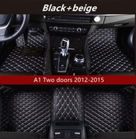 Suitable for Audi A1 Two doors 2012-2015 customized non-slip non-toxic floor mat car