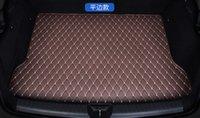 Für Chevrolet Cruze Limousine Hintere Auto Cargo Heck-Kofferraum-Matte-Boot-Liner-Tablett