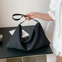 HBP Fashion Women's Casual Shopping Bag Large Capacity Wild Canvas Shoulder Bag Trend Student Diagonal Tote Bag-