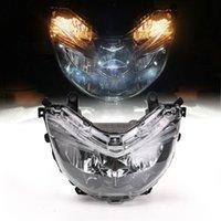 Motorfiets Koplamp Montage ABS Turn Signal Headlamp Modified Onderdelen voor Yamaha NMAX155 2010