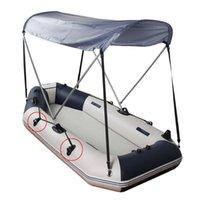 KAYAK Paddelclips Schnalle Kunststoff Ruderhalter Hook Keeper für Kanu Ruderboot Wasser Sportflöße / aufblasbare Boote