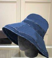 21SS Damen Eimer Hut Klassische Elemente Concis Casual Cap Man Caps Hüte 3 Farben