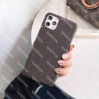 زهرة مصمم حالة الهاتف لفون 12 برو ماكس 12 ميني 11 11PROMAX X XS XR 8 7 زائد جودة عالية غطاء الجلد لسامسونج S21 S20 S10 S9 plus note20 10 9