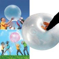 بالون ضربة شفافة الكرة الفقاعة نفخ لعبة ضوء كبير للأطفال