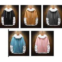 5XL Hoodies Sweatshirts Men Fake 2PAC Cotton Hooded Japanese Style Sweatshirt Mens Hip Hop Brown Causal Hoodiee Xxxtentacion 200923