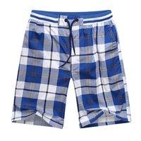 Shishi cotton wash Pants Capris beach casual pants