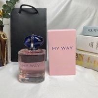 DER UMSATZ!!! Mein Weg Lufterfrischer Parfüm Duft für Frau höchster Qualität Parfums gießen Femmes Parfums spray profumo dauerhafte Blumenfragranzen EDV 100ml