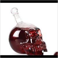 Andere producten Creative Crystal Skull Head whisky wodka wijnkarafje fles whisky bier spirits Cup Water glazen bar Home GT151 WMTVV 9YHTM