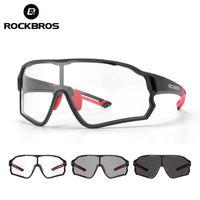 Rockbros دراجة النظارات الرجال النساء الرياضة الاستقطاب النظارات الشمسية الدراجات نظارات mtb الطريق دراجة النظارات
