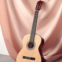 Hollow Body Guitar Breap Picks 6 String Sooprano Укулеле Винтаж Гитара Шея 22 Фрета Читарра Классика Играть Инструменты EH50G