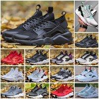 Huarache Ultra Outdoor Shoes 1 4 Hombres y mujeres Atlético Huaraches Zapatillas de deporte Cáncer de mama Huraches Tamaño 36-45