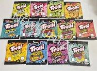 2021O Trrlli trolli Mylar Bags 600mg Empty Peachie Sour Edibles Candy Gummi Zipper Resealable Packaging Bag Free jngvjmg