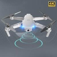 simulator E68 Mini RC Drone 4K 1080P HD Camera Wifi FPV Height Hold Mode Foldable Quadcopter Toy Kid's Gift