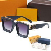 جودة عالية المليونير 96006 المرأة النظارات الشمسية النظارات المعدنية المفصلي النظارات الفاخرة الأشعة فوق البنفسجية حماية رجل العين مصمم النظارات نظارات مع مربع glitter2009