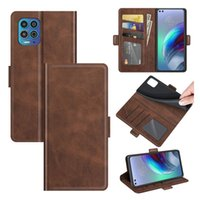 Flip Wallet Leather Cases For Motorola One Macro G30 G10 G8 G8Plus G9 E6S Detach Credit Card Slot Holder drop-proof Mobile Phones Protective