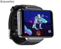 DM101 4G Smart Watch Телефоны Android 7.1 Wi-Fi GPS GSM BT SIM Подключен IP67 Водонепроницаемый 5MP HD HD-камера Лагерная батарея.