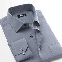 Men's Dress Shirts 2022 Spring Autumn Shirt Men Hemd Long Sleeve Male Imported Clothing Fashion Man 39-44