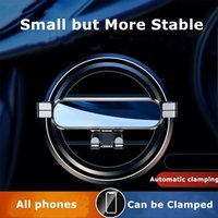 Cell Phone Mounts & Holders Mini Sucker Car Holder Mobile Stand No Magnetic GPS Mount Gravity For Smart Phones