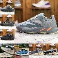 Venda 2021 Alta Qualidade Kanyes Inertia Mens Running Shoes West V2 V3 380 Onda Black Runner Static MNVN Ímã Cinzento Sólido ósseo Tephra Geode Womens Sneakers F52
