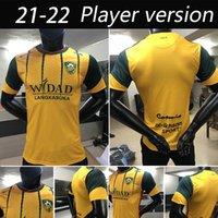 2022 Kedah Fa Soccer Jersey Home Away Player Edition Индивидуальные взрослые + Детский комплект 2021 Футбольная рубашка