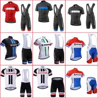 Herren Riesige Team Radfahren Jersey Set Racing Fahrrad Kleidung MAILLT CICLISMO Sommer Schnelltisch MTB Fahrrad Kleidung Sportswear Y21041020