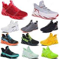 2021 Hommes Running Shoes Triple Noir Blanc Mode Mens Hommes Femmes Trendy Grand Baskets Sports décontractés Respirant Sports de plein air 40-45 Color 98