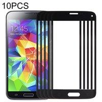 Panneaux 10 PCS Écran avant Verre extérieure pour Samsung Galaxy S5 Mini