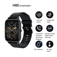 1.69-inch full-screen touch smart watch multifunctional thin wrist popular with one key control
