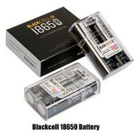 أصيلة Blackcell IMR18650 البطارية 3100 مللي أمبير 40a 3.7 فولت قابلة للشحن بطارية ليثيوم vape شقة أعلى ارتفاع استنزاف 18650 مربع وزارة الدفاع