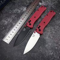 BenchMade BM535 Bugout Oxout Ось Складной Нож Полимерная Ручка S30V Лезвие Открытый Кемпинг Мини EDC BM533 535BK 535S 550 551 555 556 C07 C81 C10 940 781 Ножи