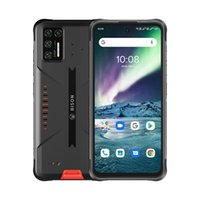 UMIDIGI BISON GT Red Phone, 64MP Camera, 8GB+128GB Waterproof Dustproof Shockproof, Quad Back Cameras, 5150mAh Battery, Fingerprint Identification, 6.67 inch