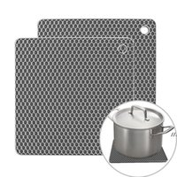 Placemat Table Mat Tableware Pad Waterproof Heat Insulation ...