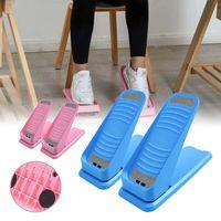 Аксессуары Ly Mini Steart Portable Shad Упражнение с полосами сопротивления Легкие домашние ноги Аэробное спортивное устройство для офиса