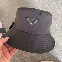 Casquette de chapeau de godets pour hommes Casquettes de baseball Femme Bonnet Casquettes Seaux de pêcheurs Chapeaux Patchwork Haute Qualité Summer Sun Visor