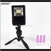 Фонари aifeng аккумуляторная лампа светодиодный портативный прожектор фонарика для кемпинга пешеходная палатка света av3yp r9an6