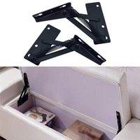 Capas de cadeira 2 pcs sofá cama cama triângulo mola articulação angle mecanismo acessório de hardware