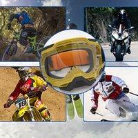 Últimos2020 Óculos Cross Country Motorcycle Capacete Óculos de esqui óculos de sol de mountain bike
