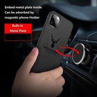 Handy Pouches Magnettuch Hirschkoffer für Huawei p Smart Y7 Prime 2021 P30 P20 PRO NOVA 4 Ehre 8x max 7A 7C Mate 20 10 Lite Cover