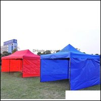 Tents Shelters Cam Hiking Sports & Outdoorstent Side Carport Garage Enclosure Tent Party Sun Wall Sunshade Shelter Tarp Without Support And