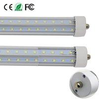 LED T8 8FT TUBE LIGHT ONIT PIN-код FA8 60W 8 FT-ног Отвездие люминесцентная лампа SMD2835 AC85-265V 2400 мм 2,4 м