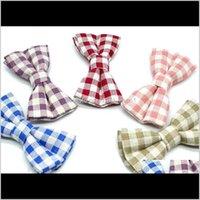 Liens bébé, maternité goutte livraison 2021 enfants bébé garçons bande arc nœud cravate enfants papillon note occasionnel mode vêtements aessories 5ijzd