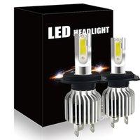 2pcs 60W 12000LM Car LED Headlight Bulbs H11 9006 HB4 9005 HB3 H4 H7 H8 H9 H1 Mini Headlight Kit for High Beam Bulb Fog Light
